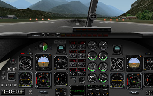 AIR C74 NET • View topic - Learjet 25C Revolution